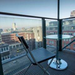 Отель Skyline View 1 BD Apt балкон