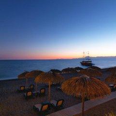 Отель Tui Blue Sherwood Belek Белек пляж