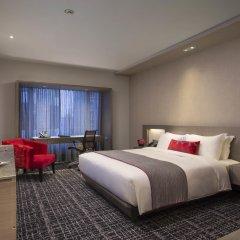 Carlton Hotel Singapore 4* Представительский номер с различными типами кроватей
