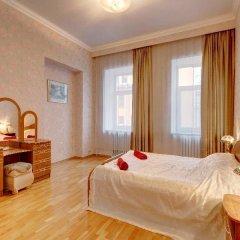 Апартаменты Stn Apartments Near Hermitage Стандартный номер с различными типами кроватей фото 19