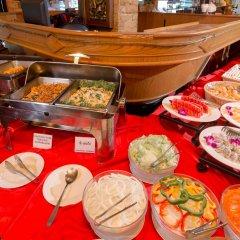 Отель Bangkok Residence питание