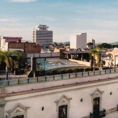 Отель Casa Pedro Loza Мексика, Гвадалахара - отзывы, цены и фото номеров - забронировать отель Casa Pedro Loza онлайн балкон