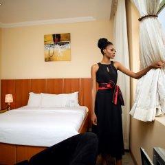 Отель Swiss International Mabisel Port Harcourt Нигерия, Порт-Харкорт - отзывы, цены и фото номеров - забронировать отель Swiss International Mabisel Port Harcourt онлайн комната для гостей фото 5