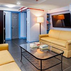 Отель Central Park West Hostel США, Нью-Йорк - 2 отзыва об отеле, цены и фото номеров - забронировать отель Central Park West Hostel онлайн комната для гостей фото 2