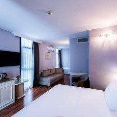 Antik Hotel Istanbul комната для гостей