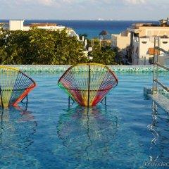 Отель Be Playa Плая-дель-Кармен спортивное сооружение
