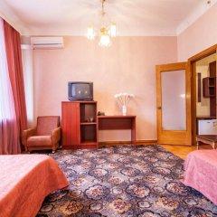 Гостиница Жовтневый Украина, Днепр - 1 отзыв об отеле, цены и фото номеров - забронировать гостиницу Жовтневый онлайн удобства в номере фото 2