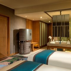 Отель InterContinental Nha Trang Вьетнам, Нячанг - 3 отзыва об отеле, цены и фото номеров - забронировать отель InterContinental Nha Trang онлайн комната для гостей фото 4