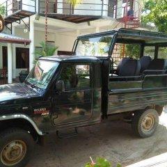 Отель Sanoga Holiday Resort городской автобус