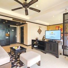 Отель Impiana Resort Chaweng Noi, Koh Samui Таиланд, Самуи - 2 отзыва об отеле, цены и фото номеров - забронировать отель Impiana Resort Chaweng Noi, Koh Samui онлайн комната для гостей фото 5