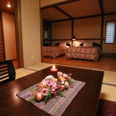 Отель Yumerindo Минамиогуни в номере