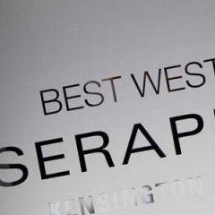 Seraphine Kensington Olympia Hotel сауна