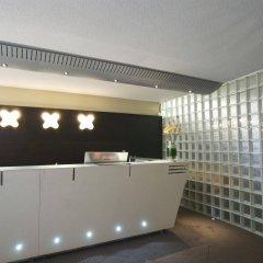 Отель Design Hotel F6 Швейцария, Женева - отзывы, цены и фото номеров - забронировать отель Design Hotel F6 онлайн интерьер отеля фото 2