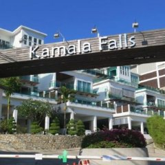 Отель Wabi-Sabi Kamala Falls Boutique Residences Phuket парковка