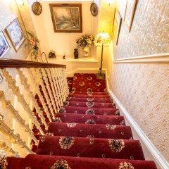 Отель Corstorphine Lodge Великобритания, Эдинбург - отзывы, цены и фото номеров - забронировать отель Corstorphine Lodge онлайн интерьер отеля фото 3