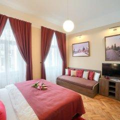 Отель Residence Milada Чехия, Прага - отзывы, цены и фото номеров - забронировать отель Residence Milada онлайн комната для гостей фото 20