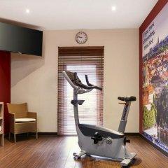 Отель NH Wien City фитнесс-зал фото 3