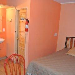 Отель Cabañas Claro de Luna Мексика, Креэль - отзывы, цены и фото номеров - забронировать отель Cabañas Claro de Luna онлайн комната для гостей фото 3