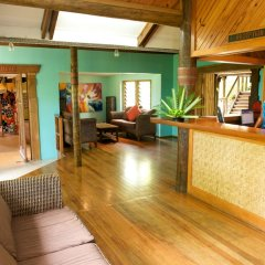 Отель Wananavu Beach Resort интерьер отеля