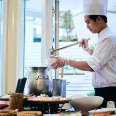 Отель Mercure Hanoi La Gare интерьер отеля фото 3