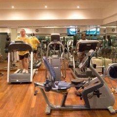 Отель Eden Resort & Spa фитнесс-зал фото 2