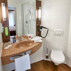 Отель Austria Trend Hotel Salzburg Mitte Австрия, Зальцбург - отзывы, цены и фото номеров - забронировать отель Austria Trend Hotel Salzburg Mitte онлайн ванная фото 3