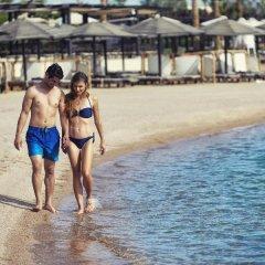 Отель Steigenberger Aqua Magic Red Sea пляж фото 2