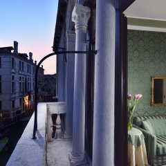 Отель Maison Venezia - UNA Esperienze балкон