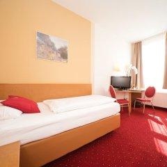 City Hotel Am Wasserturm комната для гостей