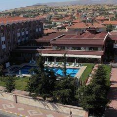 Crystal Kaymakli Hotel & Spa балкон