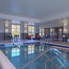 Отель Hampton Inn & Suites Columbus/University Area Колумбус бассейн