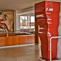 Отель BQ Apolo интерьер отеля