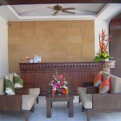 Отель Sunset Mansion Патонг интерьер отеля