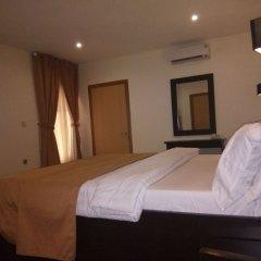 Eden Crest Hotel & Resort Энугу комната для гостей фото 2