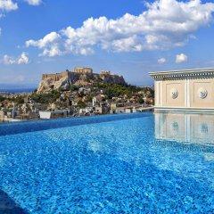 King George, A Luxury Collection Hotel Афины бассейн фото 2