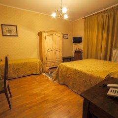 Ristorante Hotel Enoteca La Luma Реканати сейф в номере