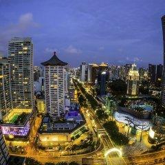 Отель Grand Hyatt Singapore Сингапур, Сингапур - 1 отзыв об отеле, цены и фото номеров - забронировать отель Grand Hyatt Singapore онлайн фото 12