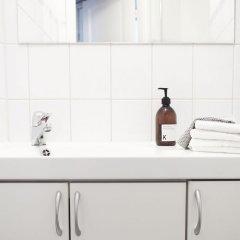 Отель 2ndhomes Mikonkatu Apartments 1 Финляндия, Хельсинки - отзывы, цены и фото номеров - забронировать отель 2ndhomes Mikonkatu Apartments 1 онлайн ванная