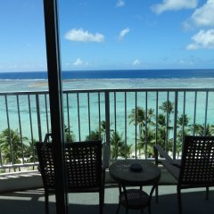 Отель Fiesta Resort Guam балкон
