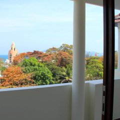 Hanhcafe Hotel Нячанг балкон