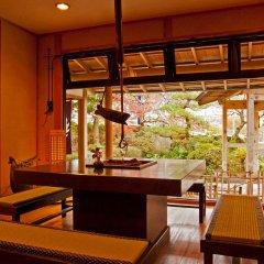 Отель Fukudokoro Aburayama Sanso Фукуока интерьер отеля