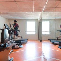 Отель Novotel Paris Est Баньоле фитнесс-зал фото 4