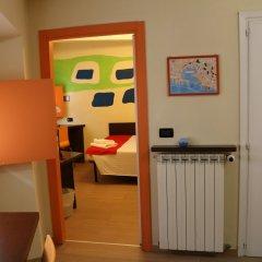 Hotel Cairoli Генуя комната для гостей фото 4