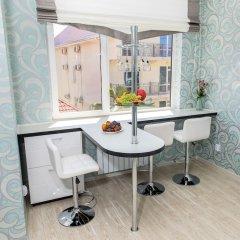 Апартаменты Apartment on Yuzhnih Kultur Сочи гостиничный бар