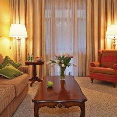 Гранд Отель Поляна 5* Стандартный номер с двуспальной кроватью фото 8