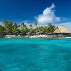 Отель Novotel Beach Resort Французская Полинезия, Бора-Бора - отзывы, цены и фото номеров - забронировать отель Novotel Beach Resort онлайн фото 6