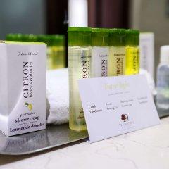 Отель Doubletree by Hilton London Marble Arch ванная