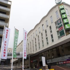 Отель Gromada Warszawa Centrum городской автобус