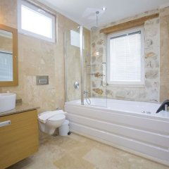 Villa Inci Турция, Калкан - отзывы, цены и фото номеров - забронировать отель Villa Inci онлайн ванная фото 2