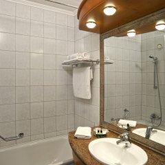 Отель Danubius Health Spa Resort Heviz Венгрия, Хевиз - 5 отзывов об отеле, цены и фото номеров - забронировать отель Danubius Health Spa Resort Heviz онлайн ванная фото 2